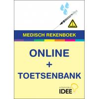 Medisch Rekenboek - online & toetsen.