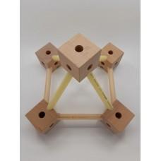 Bouwen - Piramide bouwen.