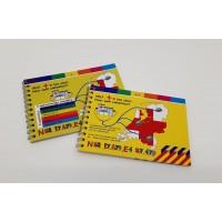 Medisch rekenen puzzel spelboek - paper.
