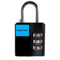 Escapebox - schatkist - spel