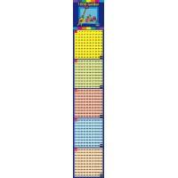 1000-veld (4 poster-versies)