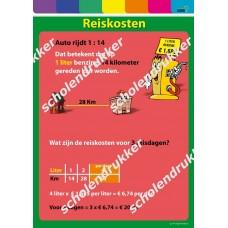 Poster Reiskosten - basis