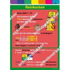 Poster Reiskosten - vervolg