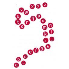 Alfabet - plus - hinkelbaan.