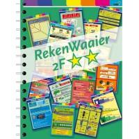 Rekenen - 2F - waaier