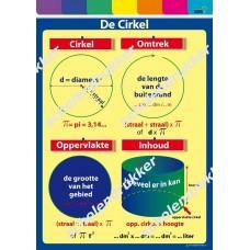 Sticker Cirkel - A4